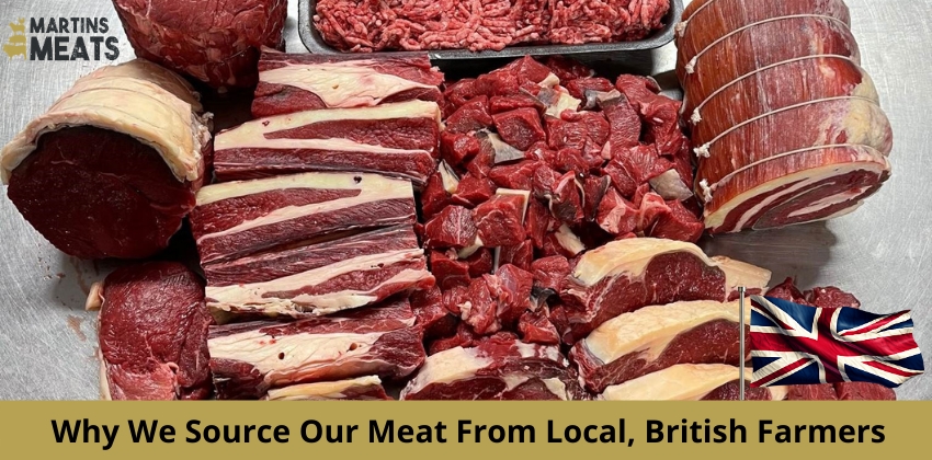 Local Meat from British Farmers