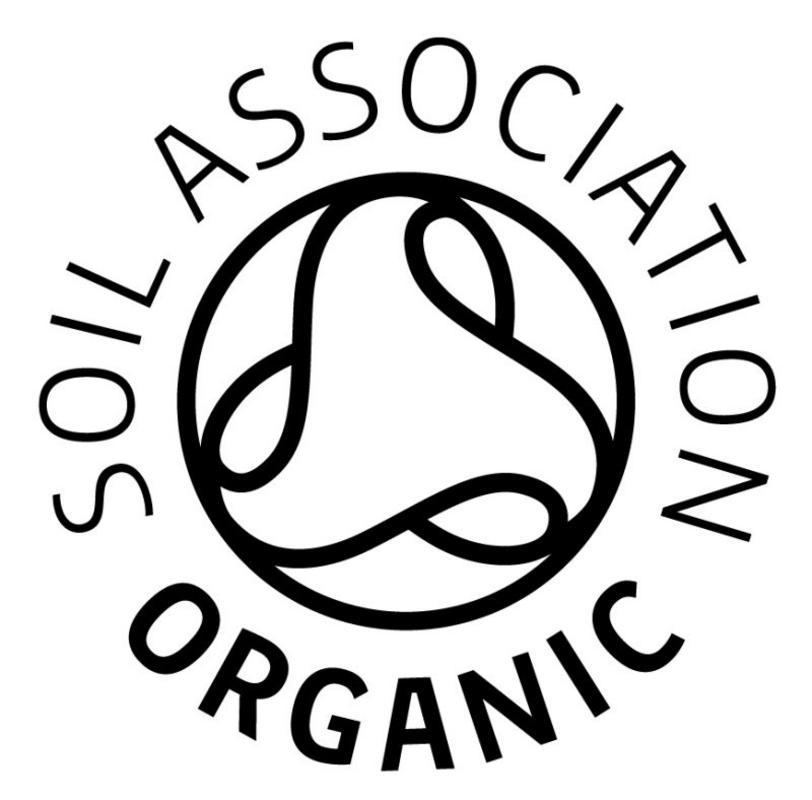 Food Label - Soil Association