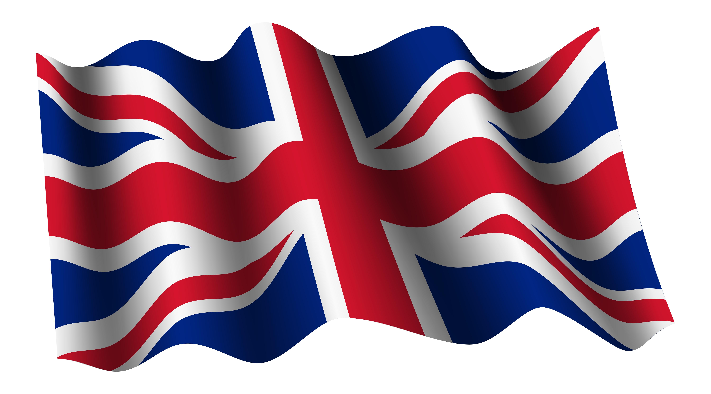 Country of Origin - British Flag